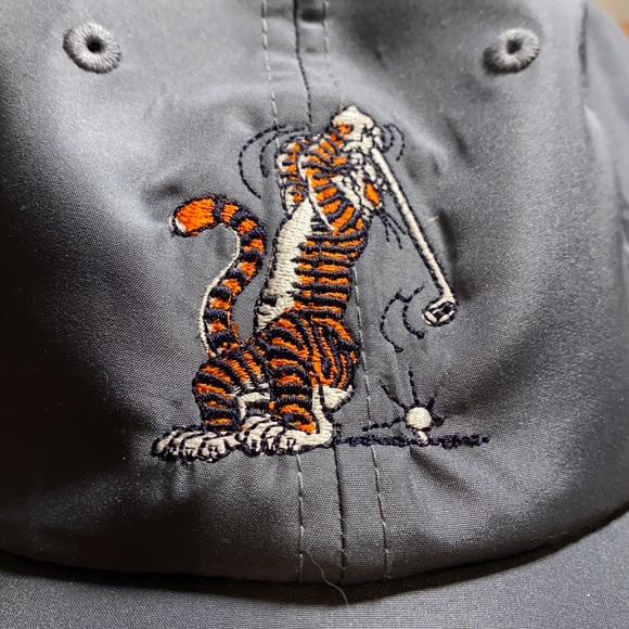 Auburn Swinging Aubie Golf Hat